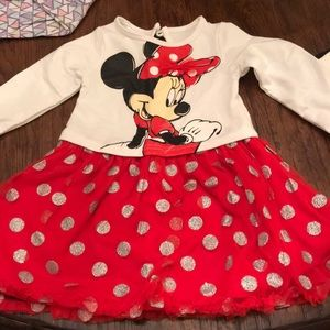 Minnie Mouse dress-24months